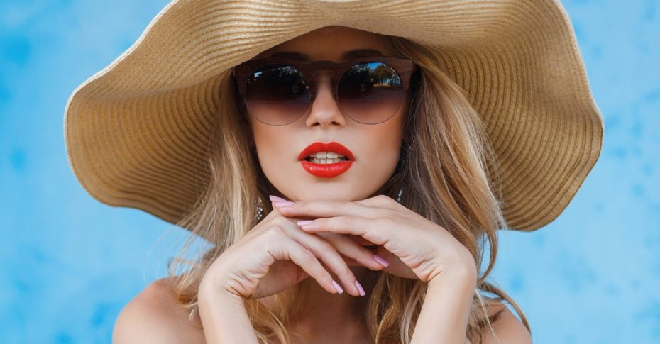 Profitez du soleil avec une protection UV à 100 %.